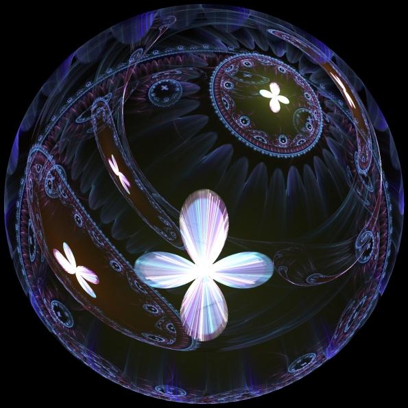 Fleur de Madness Marble